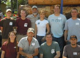 FD10 Forestry Station Staff
