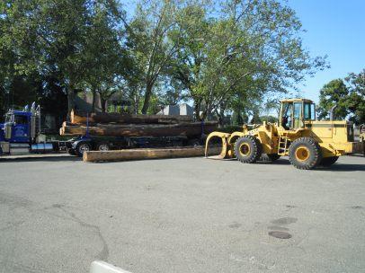 FD7 Log Truck